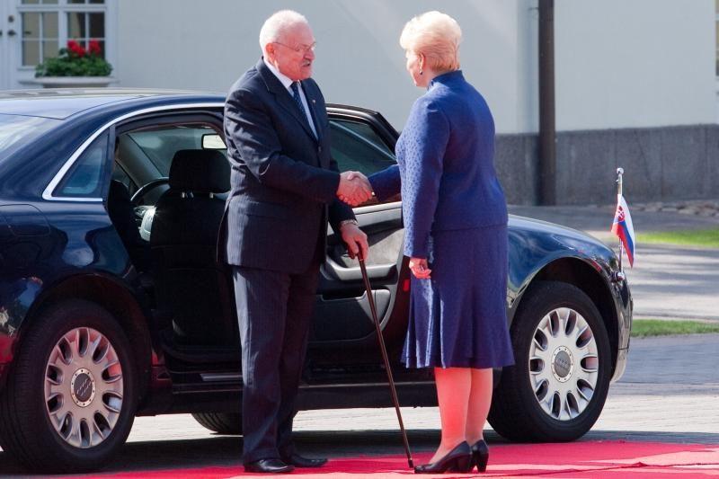 Prezidentė: nereikia turėti iliuzijų, kas ES remtų AE statybą Lietuvoje