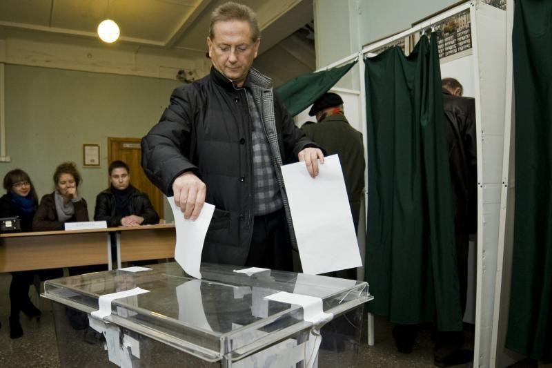 V. Romanovas rinkimų rezultatus vadina tragedija