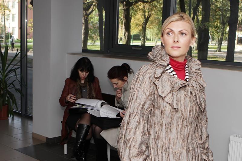 Buvusi Eglės Jackaitės darbdavė teisme liudijo prieš aktorę