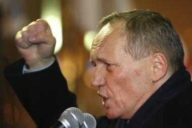 Lenkija Baltarusijos opoziciją kurstė remdama finansiškai?
