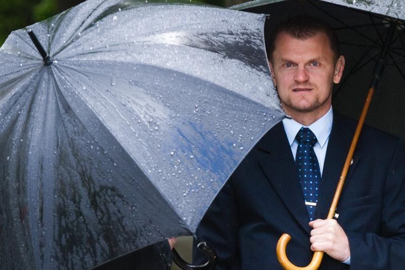 Lietuvoje po truputį šils: numatomos lijundros ir lietūs