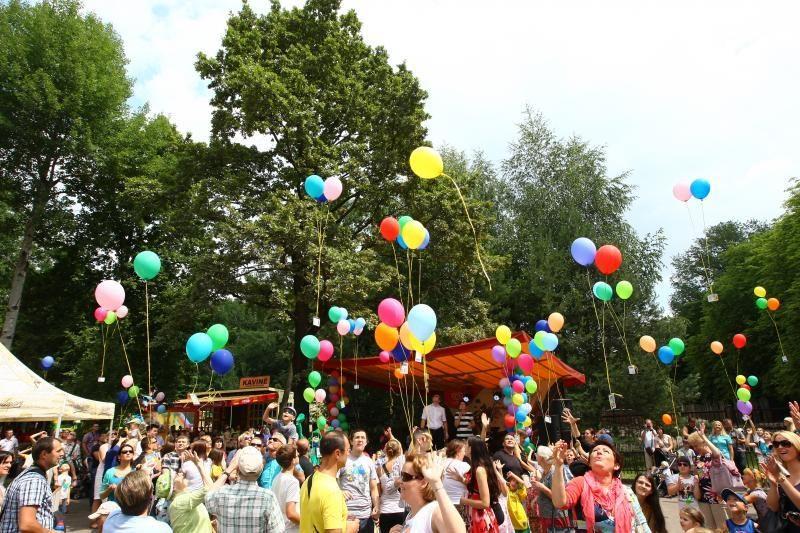 Zoologijos sodas švenčia  75-ąjį    gimtadienį