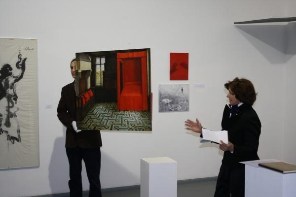 Šiuolaikinio meno aukcione parduota kūrinių už beveik 21 tūkst. litų