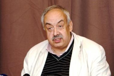 A.Večerskis įdarbintas Nacionalinio dramos teatro aktoriumi