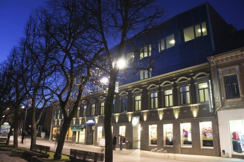 """""""Kaunas City"""" – geriausias turistinės klasės viešbutis mieste"""