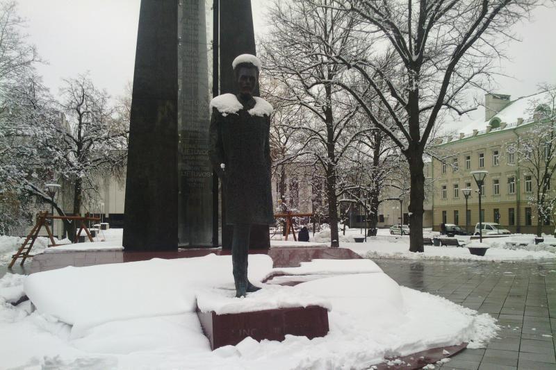 Galiūnas Ž.Savickas žengė prie altoriaus