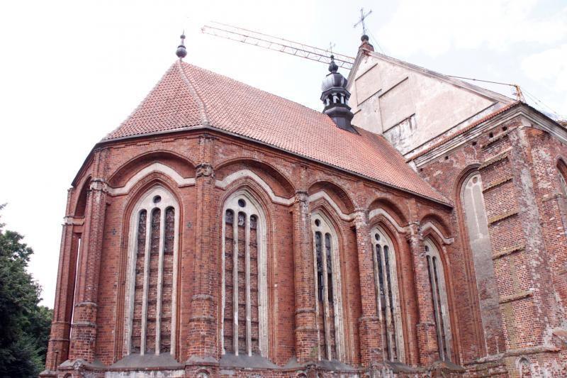Šv.Jurgio bažnyčios vitražams paaukota 18 tūkst. litų