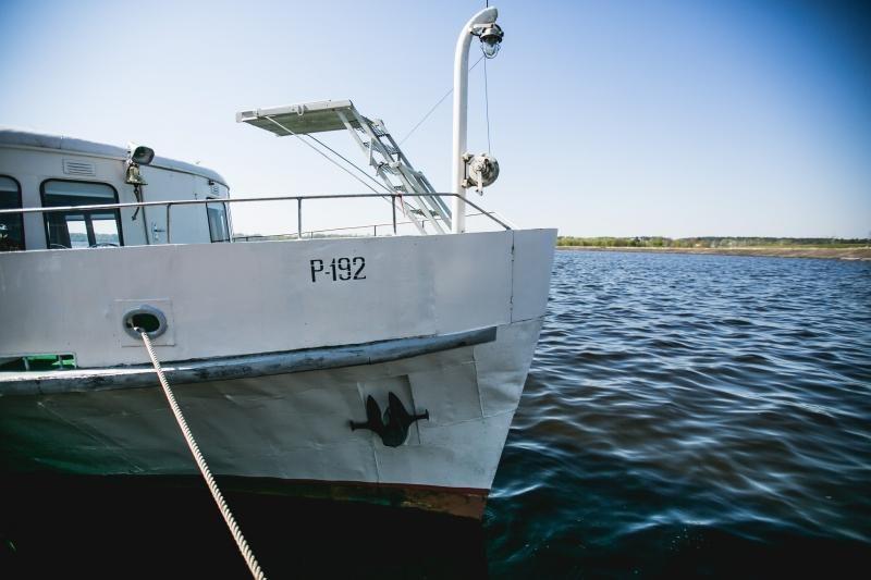 Bilietai kelionėms laivu Kauno mariose – internetu