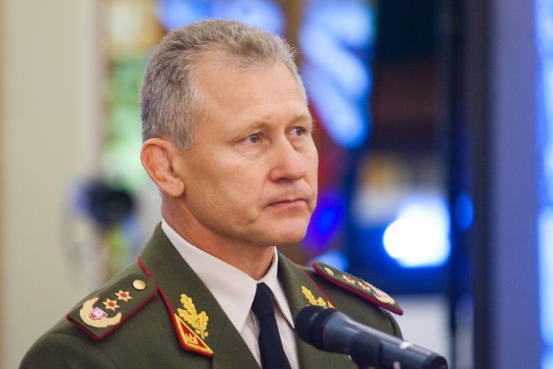 Kariuomenės vadas: bendradarbiavimas su Lenkija yra labai efektyvus
