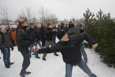 Protestuoti prie Seimo sausio 16-ąją neleista