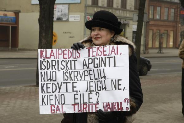 Klaipėdos teismas: A.Ūsas turi būti teisiamas