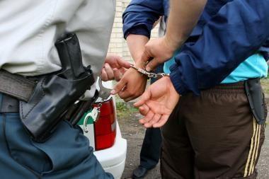 Policija sučiupo pensininkę apiplėšusį jaunuolį