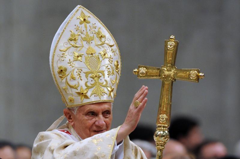 Popiežius: teisingumo ir pasaulinės taikos viltį žadina jaunimas
