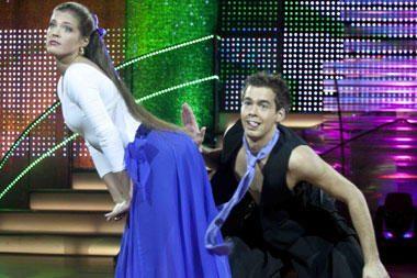 """Iš """"Kviečiu šokti"""" iškritusi karatė čempionė R.Pivoriūnaitė: jaučiuosi bjauriai"""