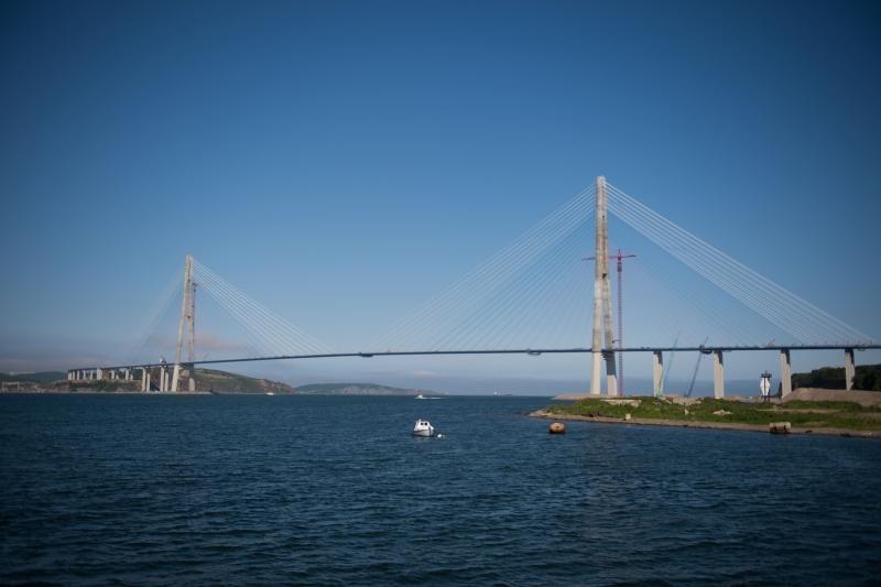 Rusijoje atidarytas ilgiausias pasaulyje tiltas