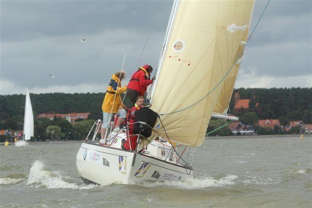 """Kuršių marių regatoje – dviguba jachtos """"Arabela-AG Baltic"""" pergalė"""