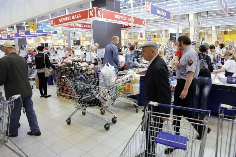 """Klaipėdos """"Akropolyje"""" – nuolaidų medžioklė"""