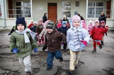 Dėl ikimokyklinukų krepšelio – nauji rūpesčiai