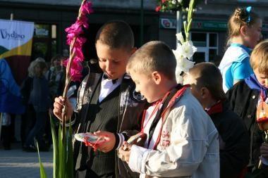 Klaipėdoje Rugsėjo 1-osios šventėje laukia naujovė (programa)