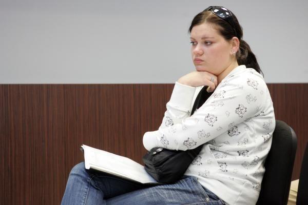 Iš V.Iljinych nukentėjusi studentė prašo 10 tūkst. litų (papildyta 15.05 val.)