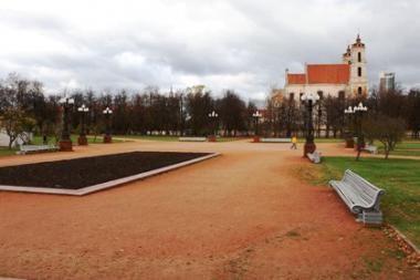 Vilniečiams pristatomi Lukiškių aikštės sutvarkymo projektai