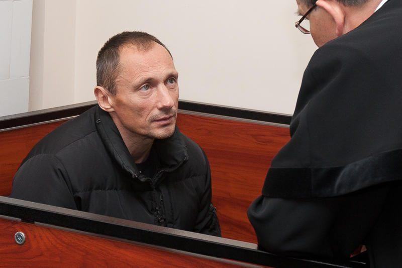 Teismas atmetė Gintaro Petriko skundą
