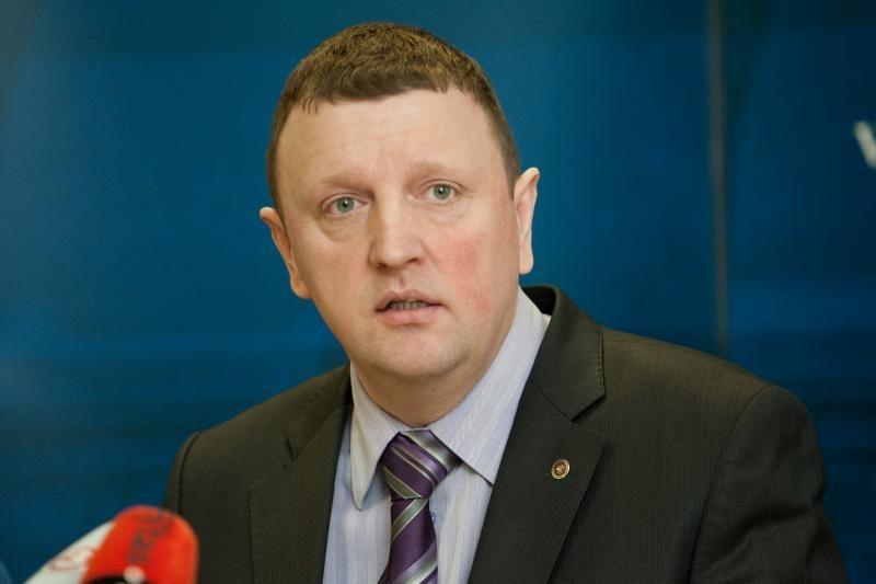 Atleistas FNTT vadovas V.Gailius: bylinėsiuosi