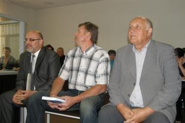 Teismas tolina nuosprendį korupcija kaltinamam A.Šimkui