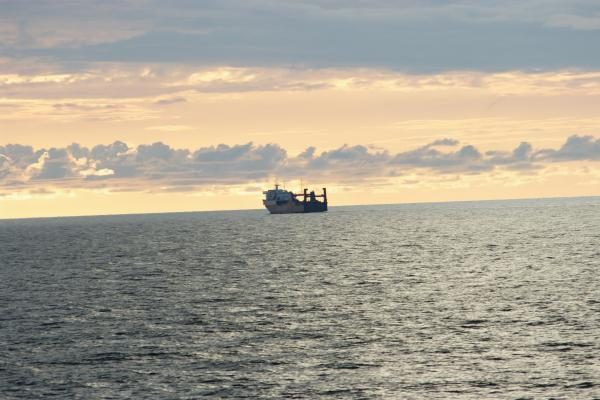 Prie Ukrainos kranto nuskendo laivas, žuvo vienas žmogus, trys laikomi dingusiais