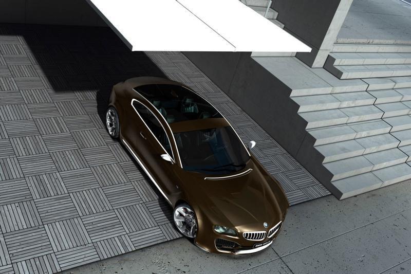 8 serijos BMW: ar jis turės konkurentų?