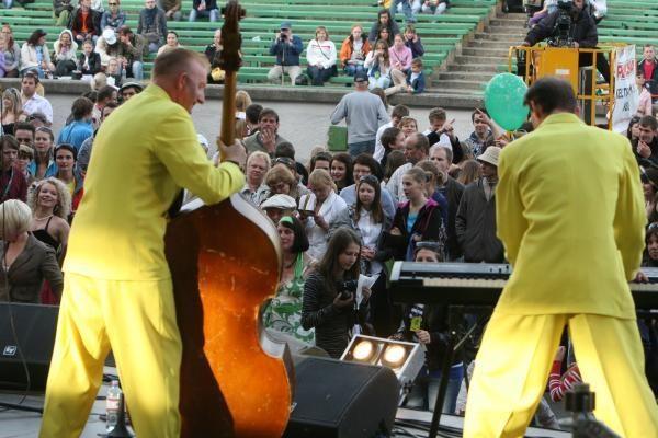 Pilies džiazo festivalis baigėsi, klaipėdiečiai jau laukia kito