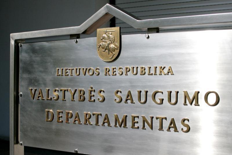 Viešą ataskaitą Valstybės saugumo departamentas žada po poros mėnesių