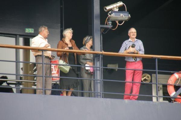 Kruizinis laivas atplukdė Vienos simfoninį orkestrą