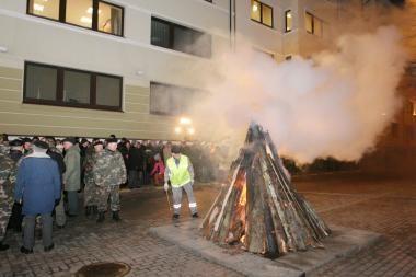 Laisvės gynėjų dienai skirti renginiai Klaipėdoje