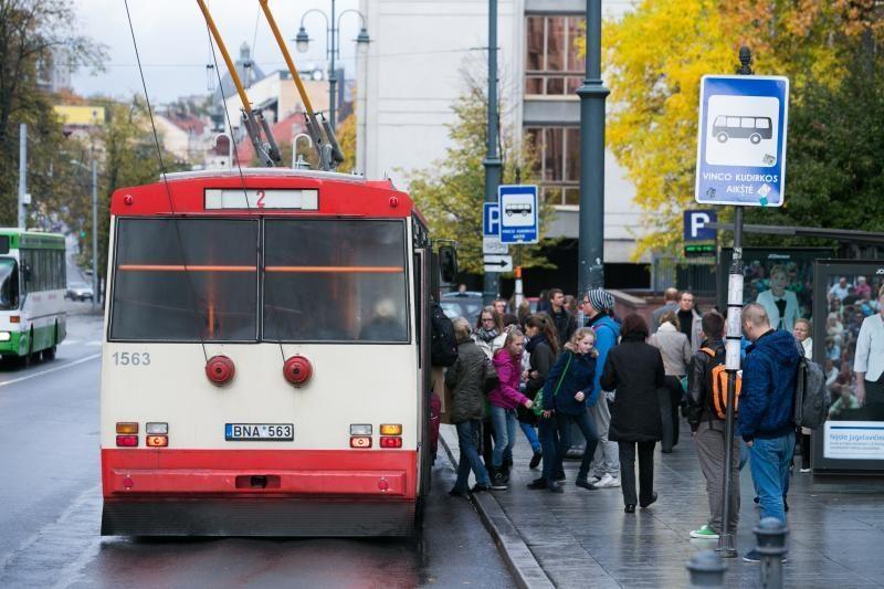 Nuo birželio 1 dienos keisis autobusų ir troleibusų tvarkaraščiai