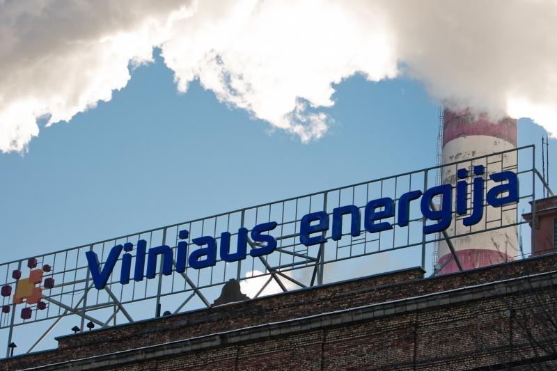 """Nepriklausomi šilumos gamintojai piktinasi """"Vilniaus energija"""""""
