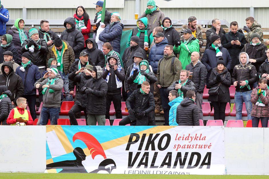"""Karalius mirė, tegyvuoja karalius: """"Sūduva"""" – stipriausia Lietuvoje"""