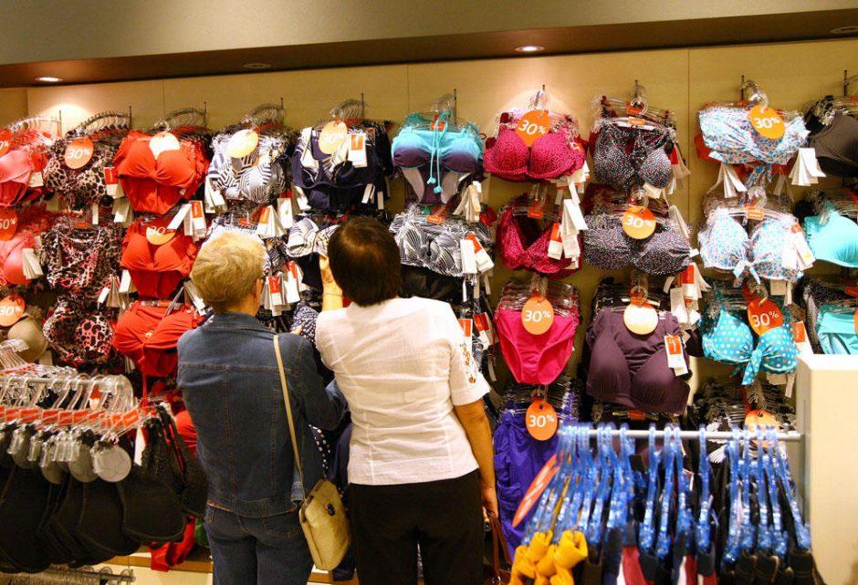 Tarptautinė apatinių drabužių diena: kaunietės renkasi kūno spalvą