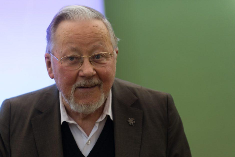V. Landsbergis: kažkam nenaudinga, kad ES vieninga