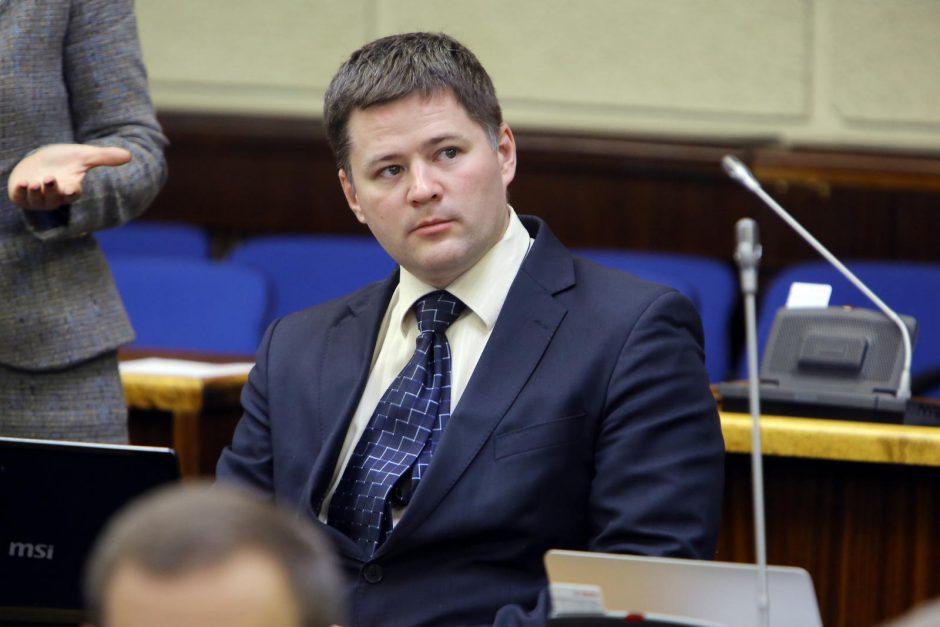 V. Titovo atkirtis: demokratinei valstybei – galas?