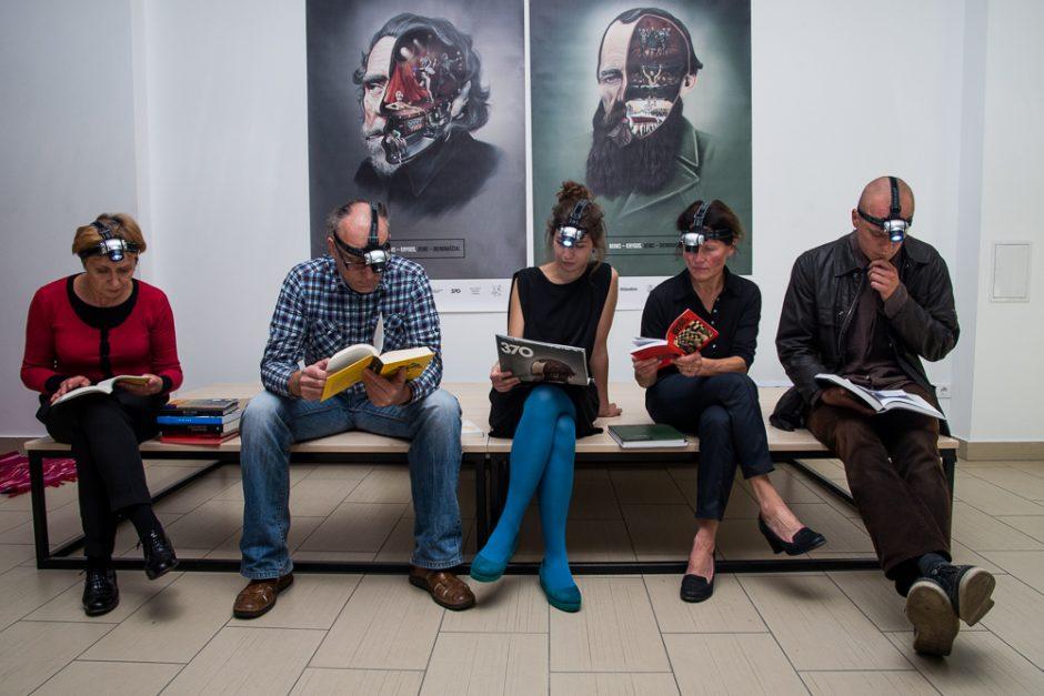 Penktadienį sostinę šturmuos antrasis Vilniaus knygų festivalis