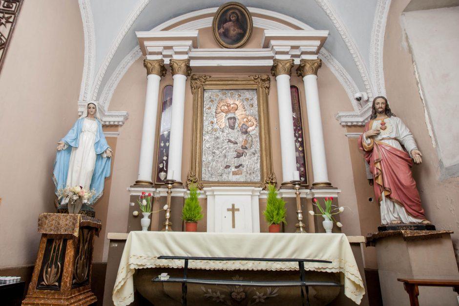 Kaune apvogta bažnyčia, nuostoliai – tūkstantiniai