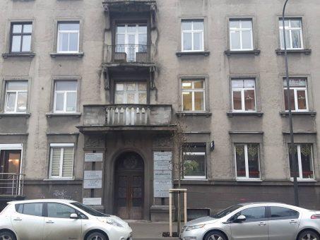 Skelbimas - Parduodamos 55 kv.m. biuro patalpos Kauno centre, A. Mickevičiaus g.