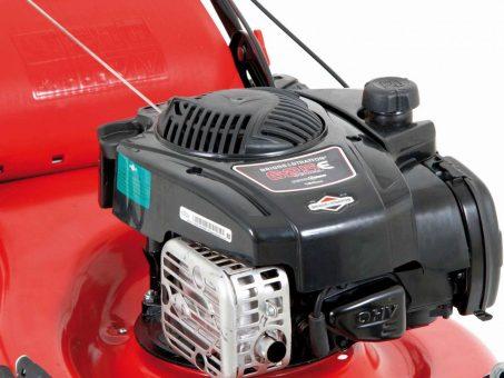 Skelbimas - Benzininė savaeigė vejapjovė 2.30 kW Grizzly BRM 51-150 BSA
