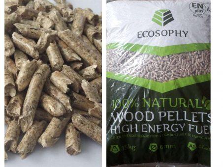 Skelbimas - UAB Ebresa medžio granulės tiesiai iš gamintojo