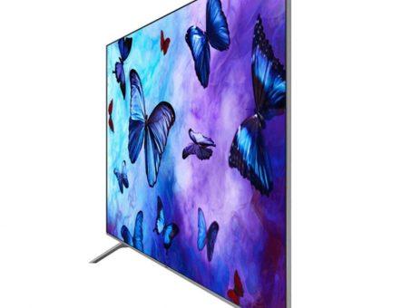 Skelbimas - Samsung QE75Q6FNATXXH QLED televizorius