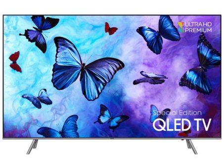 Skelbimas - Samsung QE55Q6FNATXXH QLED televizorius