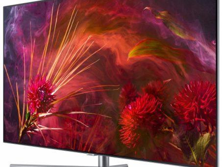 Skelbimas - Samsung QE55Q7FNATXXH QLED televizorius