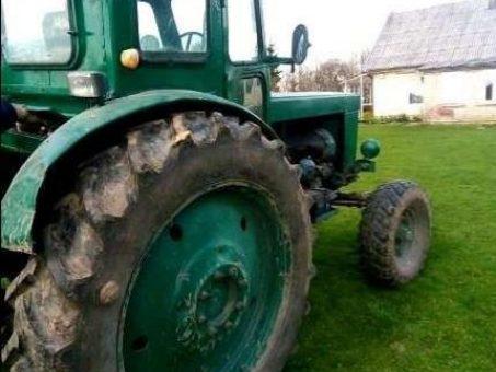 Skelbimas - Parduodamas traktorius Tp 40m
