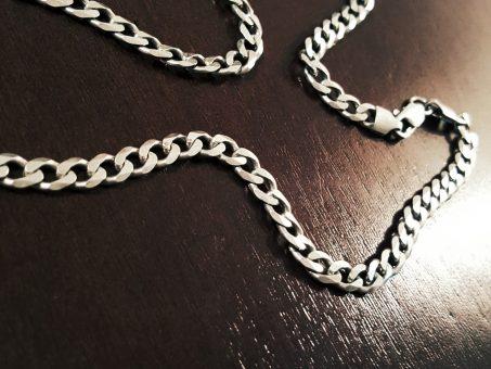 Skelbimas - Pigios sidabrinės grandinėlės